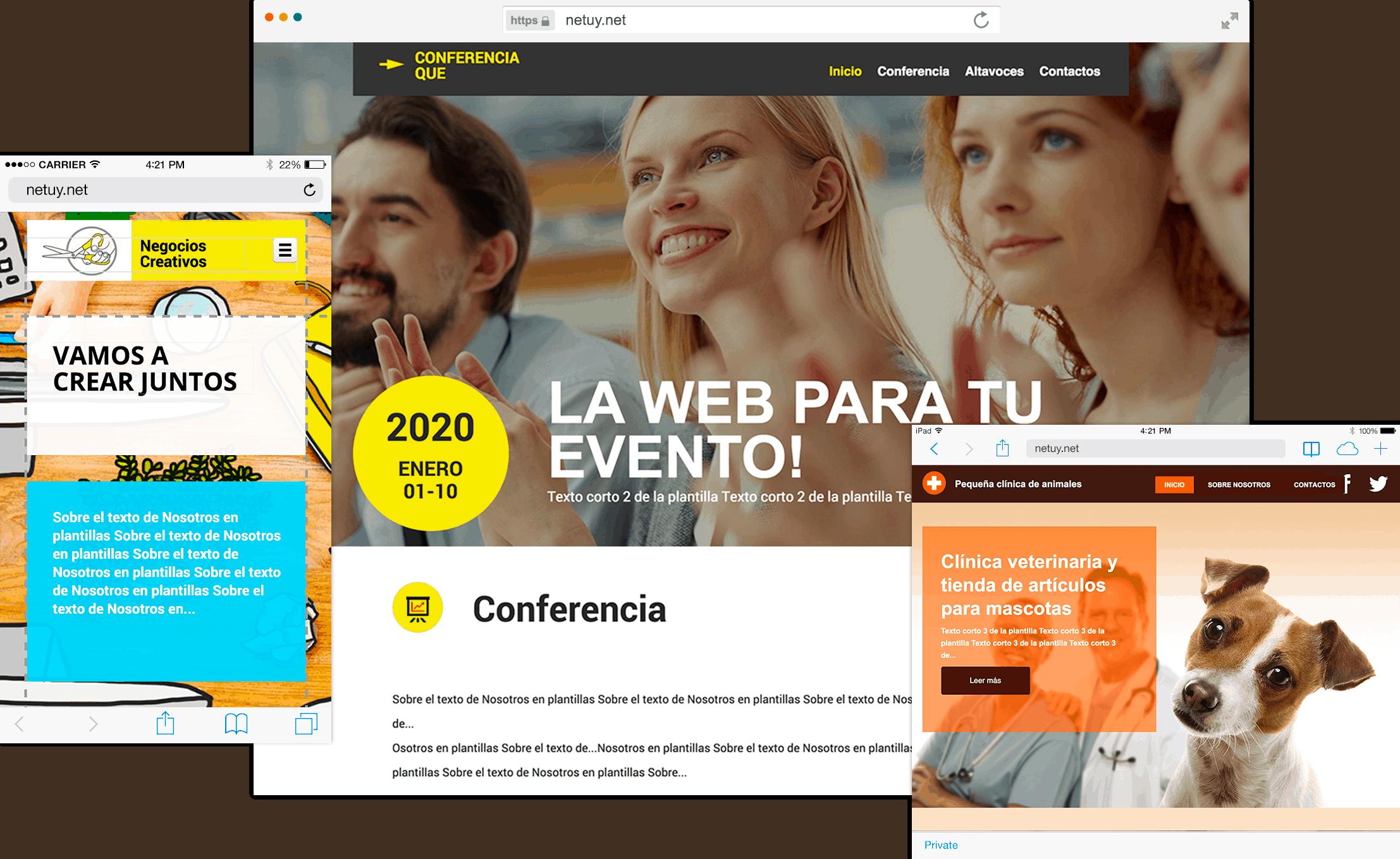 ¿Quieres importar tu sitio web?
