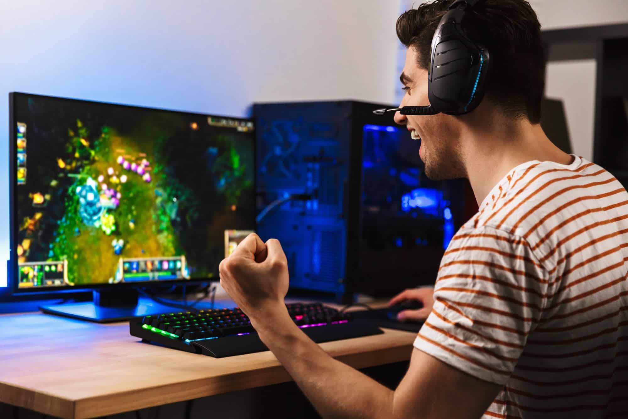 Obtené el mejor rendimiento para tus videojuegos!