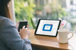 ¿Cómo mantener tus cuentas  de correo seguras?