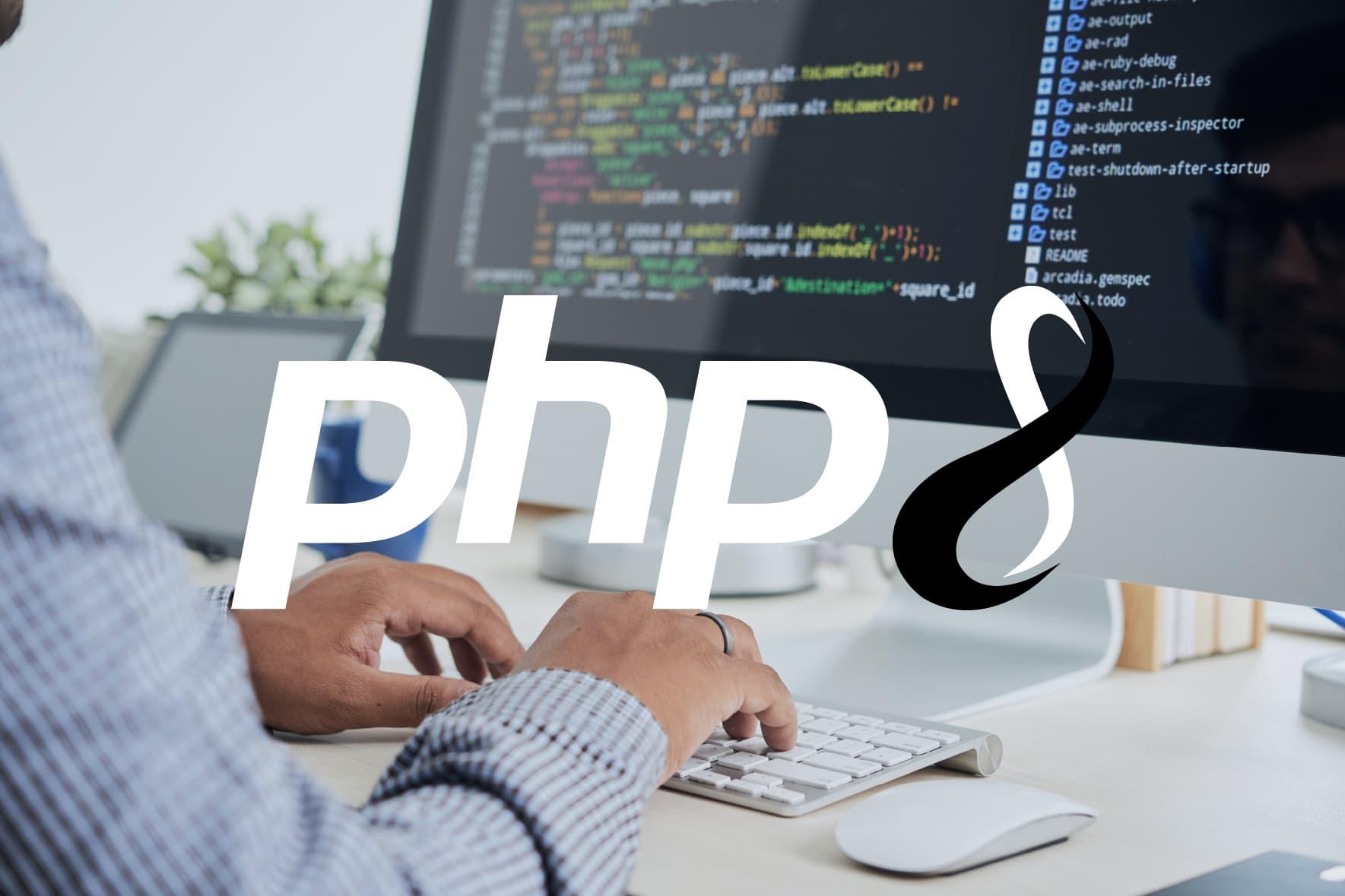 Ya está disponible PHP 8 con numerosas novedades!